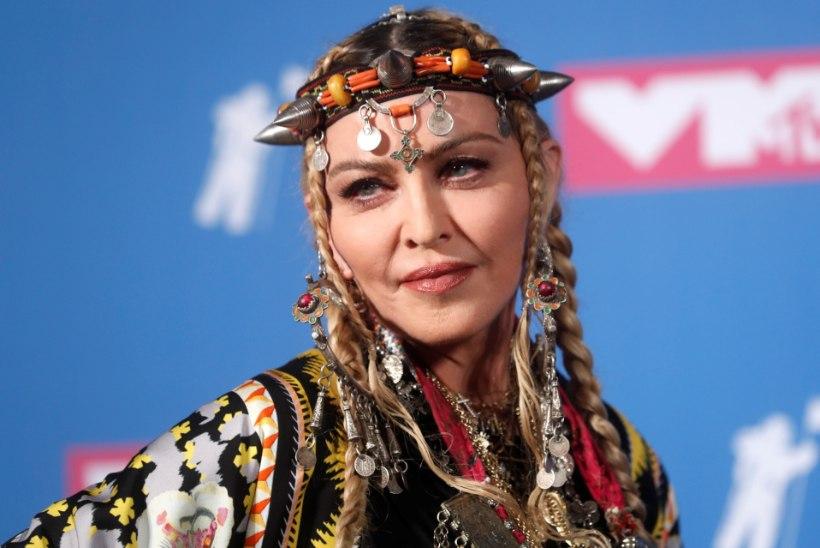 Kas Madonna esineb sel aastal Eurovisionil?