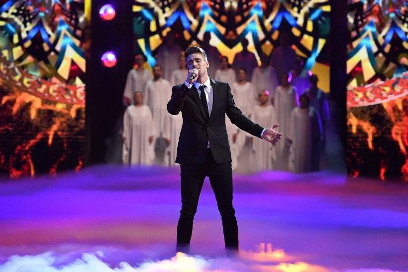 Venemaa talendisaate finaalist välja jäänud Uku Suviste: tundsin pöidlahoidmist, aga selle pöidlaga kahjuks hääletada ei saa