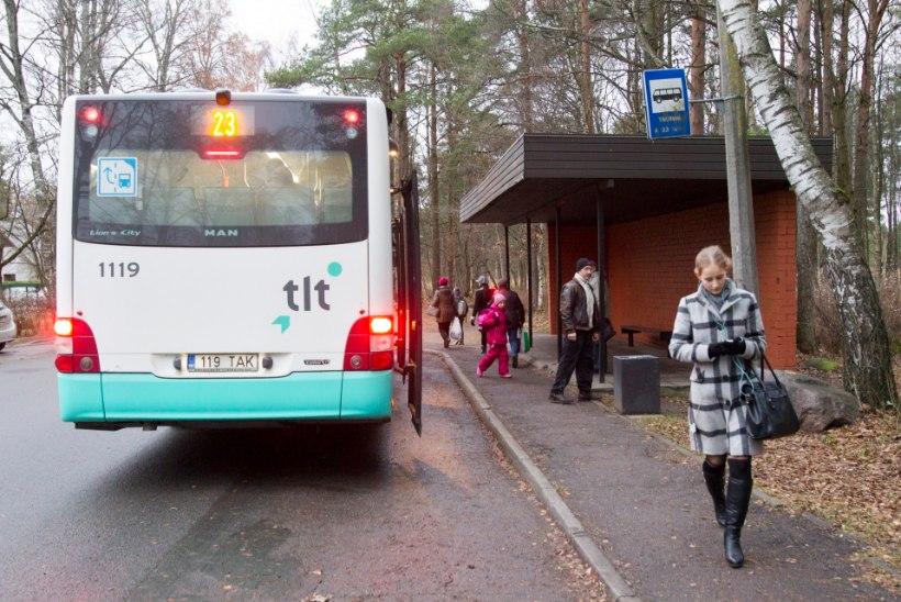 Tallinna linn peab kahe nädalaga leidma 50 uut bussi ja 125 uut bussijuhti