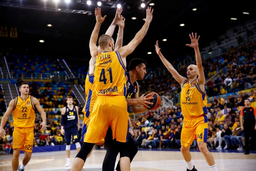 Gran Canaria sai Euroliigas järjekordse kaotuse, Vene taas nullil
