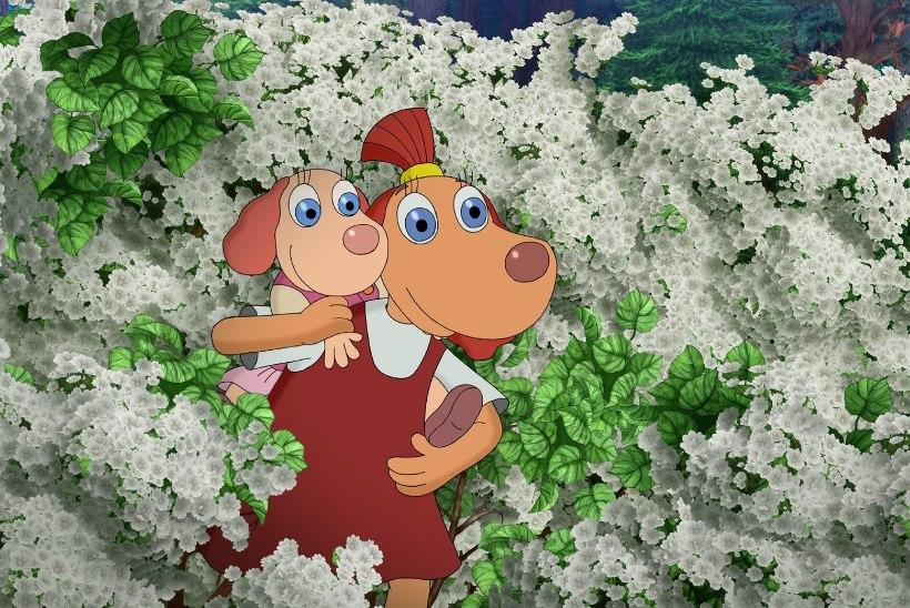 """Animafilm """"Lotte ja kadunud lohed"""" sai viipekeelse tõlke"""