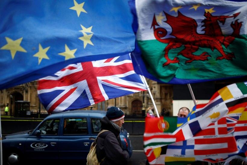 VIDEO | Sven Mikser ja Urmas Reinsalu andsid ülevaate Brexitist ja seletasid, mida see kaasa toob