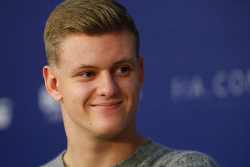 Välismeedia: Schumacheri poeg liitub Ferrariga