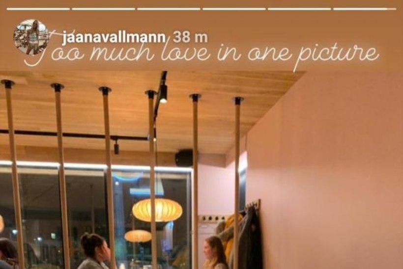 FOTOD | Hispaania ralliäss lõbutses koos Eesti neiuga Tallinna restoranis
