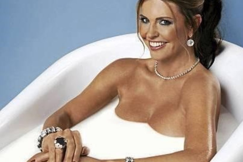 Poliitikasse pürgiv Anu Saagim: parem supelda piimavannis, kui kasutada keemiat täis vannivahtu!