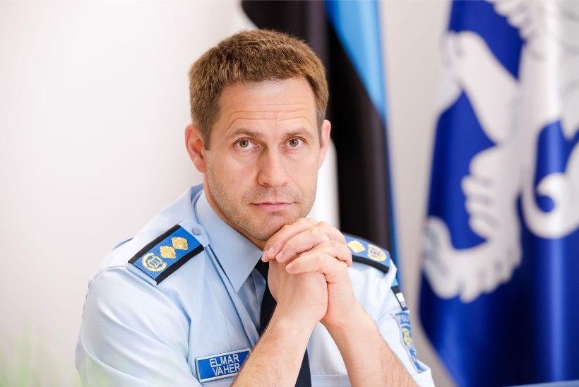 VIDEO | Politseijuht Elmar Vaher: teede olukorraga ei saa rahule jääda