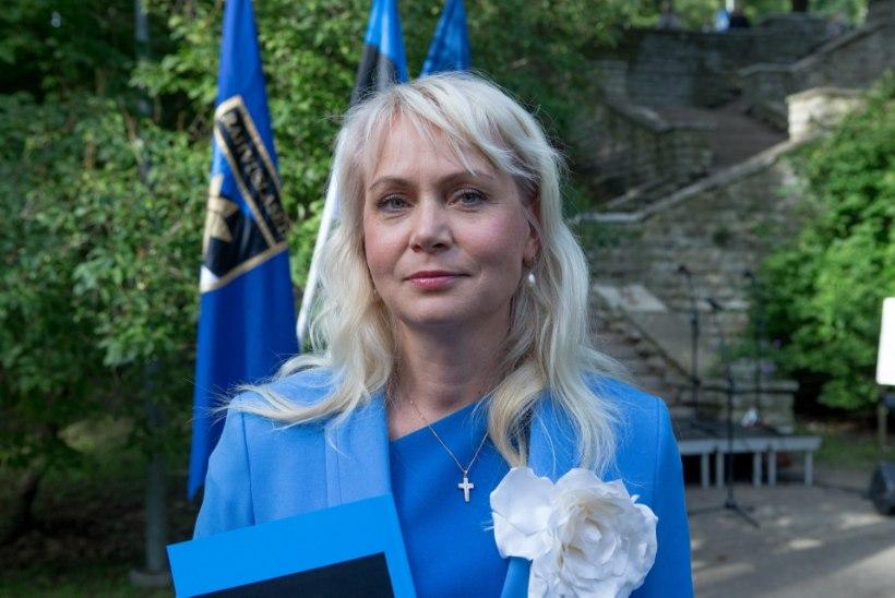 Riina Solman: poliitiku suhtlus peab olema aus