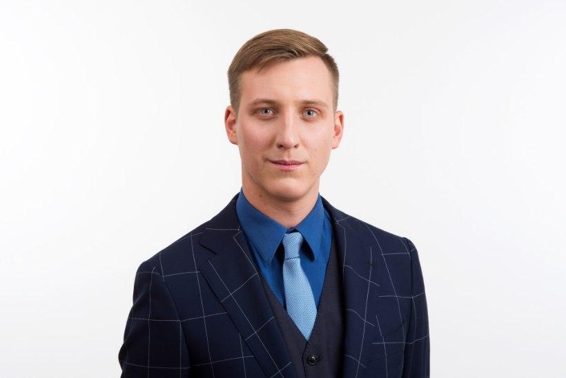 Keskerakonna noortekogu esimees Jaan Männik: varikontode loomine on argpükslik teguviis