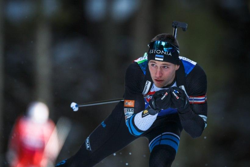 NII SEE JUHTUS | Sport 18.01: Eesti laskesuusatajad jäid tippudest kaugele
