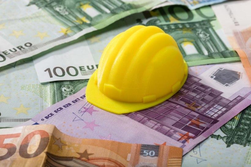 Helsingi ehitustel rabas sadu illegaalseid eesti töölisi, tasumata jäeti 10 miljonit eurot makse