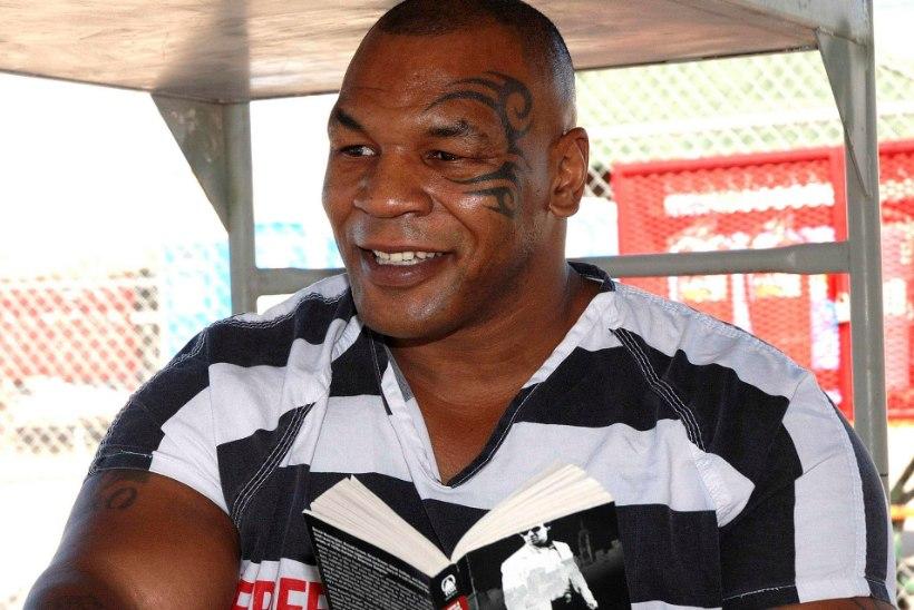 Kuidas osta tiigrit? Legendaarne Mike Tyson jagab väärt nippe!