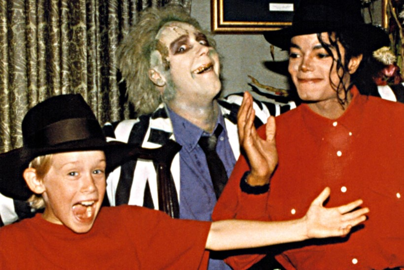Macaulay Culkin: mu lapsepõlve ainus normaalne suhe oli Michael Jacksoniga