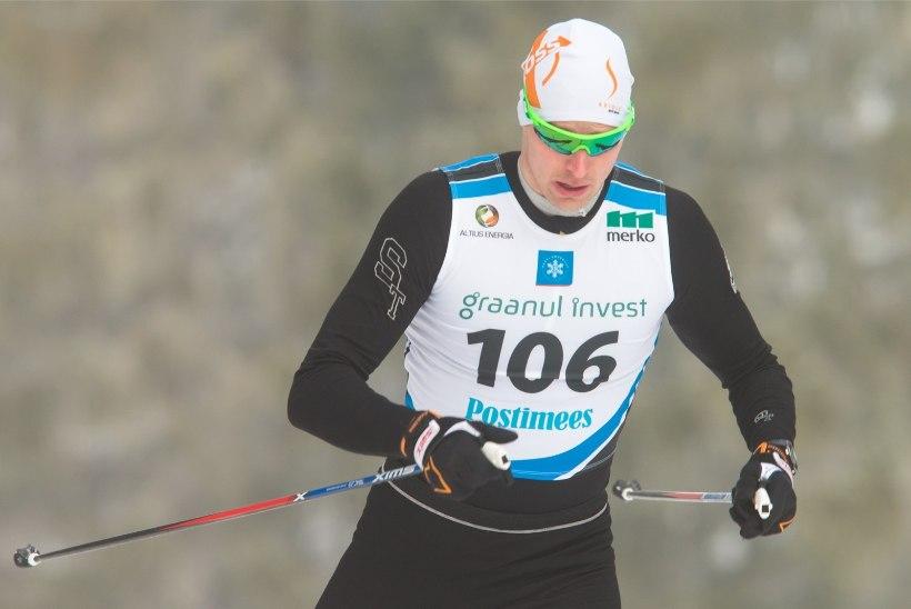 KÕVA SÕNA! Endine Eesti tippsuusataja treenib neljakordset olümpiavõitjat