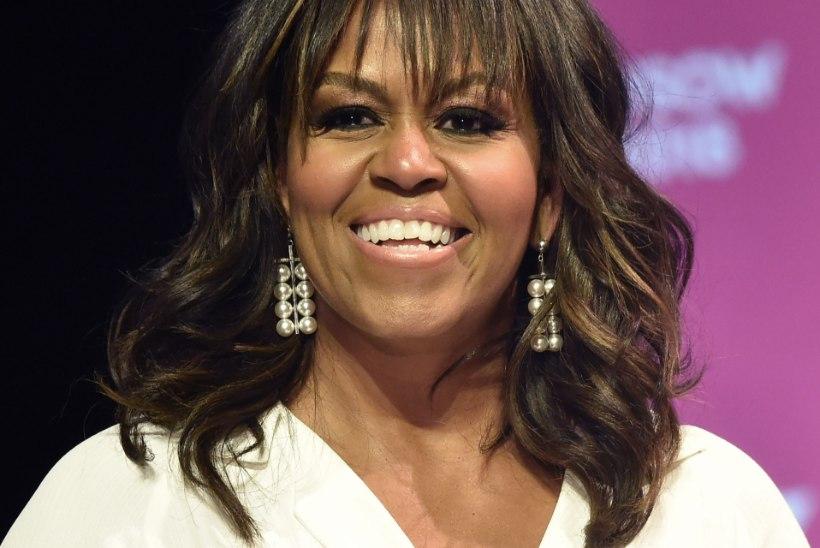 Michelle Obama nahaguru paljastab endise esileedi ilusaladusi