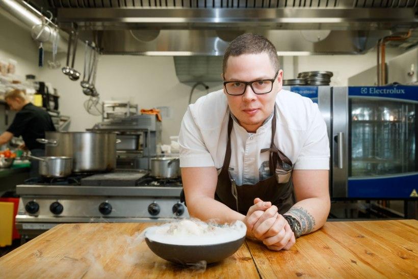 Mutionu pidu Eesti restoranides: kasekäsnast saab jäätist, sipelgatest siirupit ja käbidest suppi