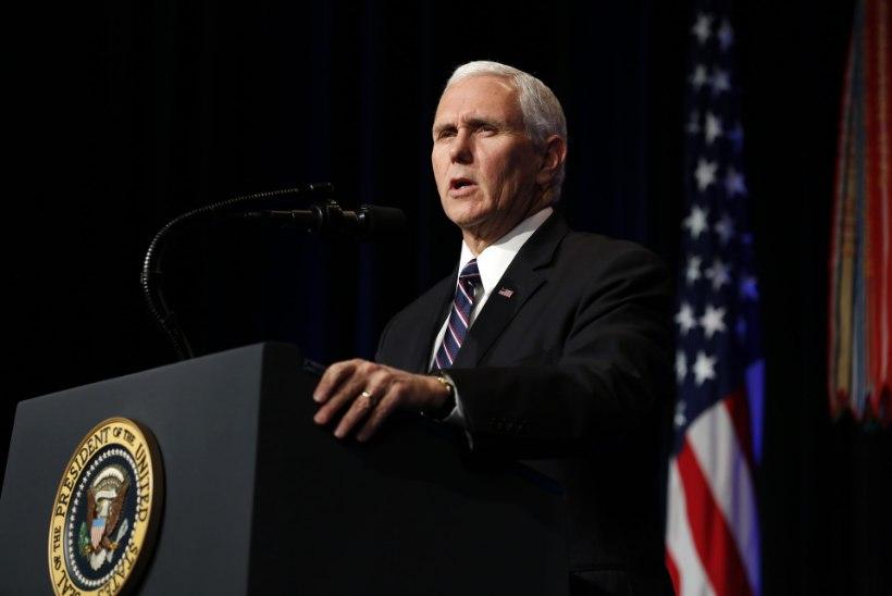 Pence: seaduslikud immigrandid on USAs ikka teretulnud!