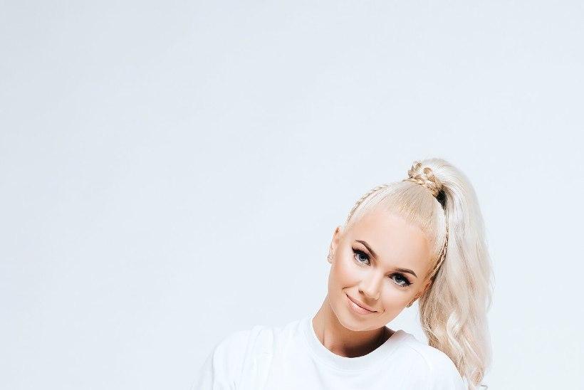"""""""Eesti laulu"""" poolfinalist Kerli Kivilaan: läksin magamistuppa ja otsustasin, et ma ei tule sealt enne välja, kui laulusõnad valmis"""
