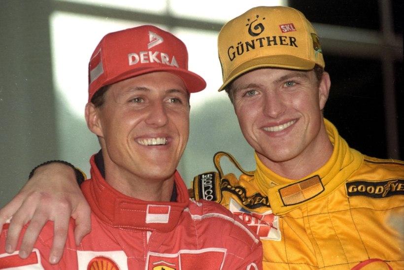 RETROGALERII | Meenuta 50. sünnipäeva tähistava Michael Schumacheri karjääri säravaimaid hetki