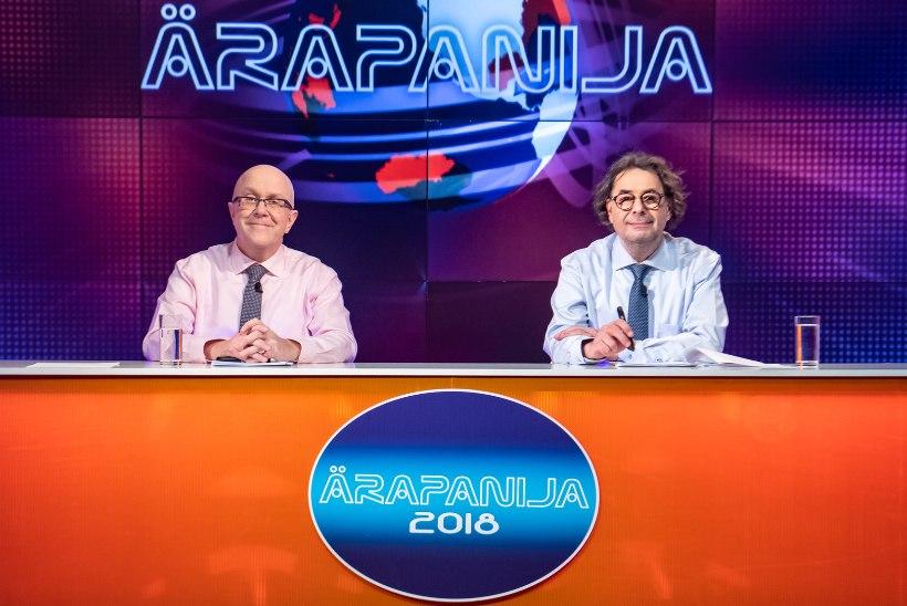 """Jüri Pihel: """"Rahvusringhäälingu vana-aasta supp oli väga leige ning Kanal 2 korteripidu odav ja vilets."""""""