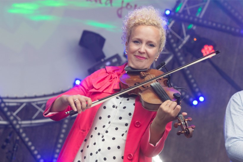 Curly Stringsi muusikud Eeva ja Villu Talsi said lapsevanemateks!