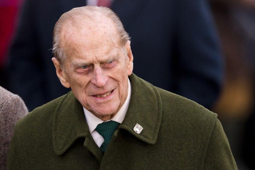 Prints Philip kasvatab esimese inimesena Ühendkuningriigis haruldast hõrgutist