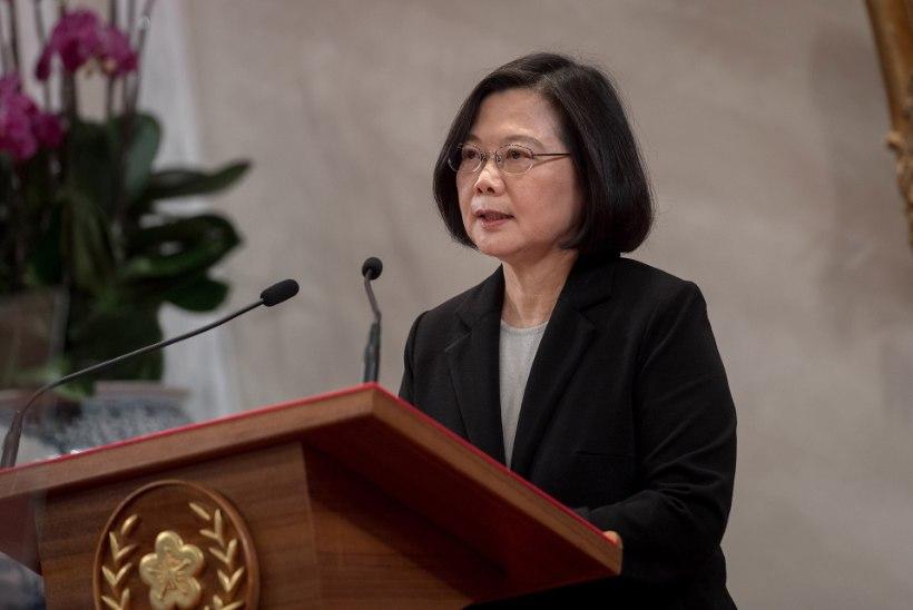 Hiina president: Taiwani iseseisvus on üks tupiktee!