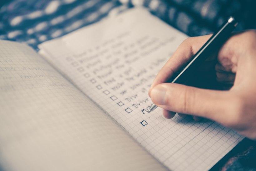 Teadlikult uude aastasse! 4 sammu, mis aitavad uusaastalubadused täide viia