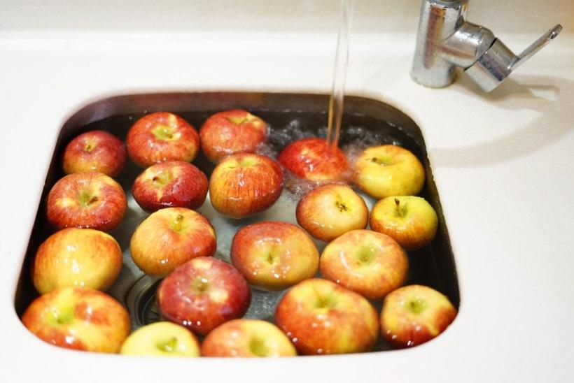 Hea nipp, kuidas vältida pestitsiidide sattumist toidulauale