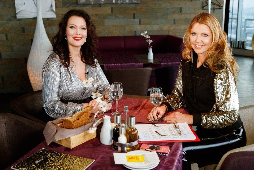 HOMMIKUSÖÖK STAARIGA | Merle Palmiste säras imelise vaatega baaris, kus pakutakse 260eurost kokteili
