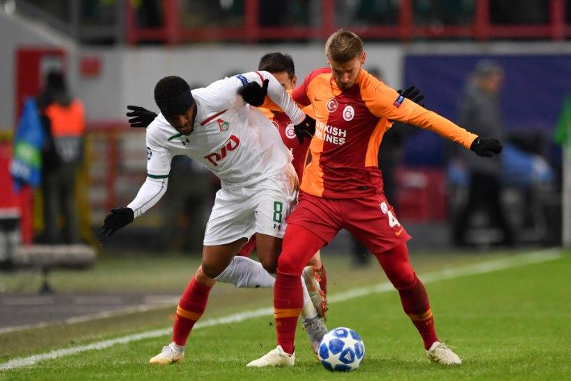 Edvista veel Instagramis! Klubi siiski andestas haigust simuleerinud ja palmi alla põrutanud Türgi jalgpallurile