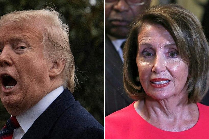 """Demokraadid ütlesid """"ei"""" juba enne, kui Trump suu avas"""