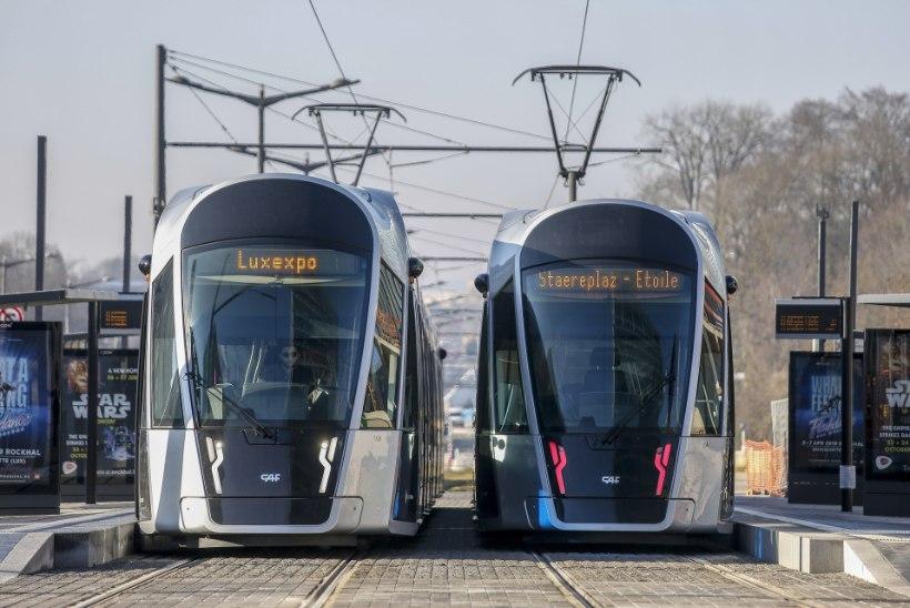52b24592810 OTSUSTATUD: Luksemburg saab esimese riigina maailmas tasuta ühistranspordi  1. märtsist 2020