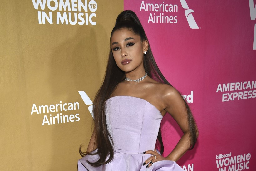 Ariana Grandet süüdistatakse plagiaadis