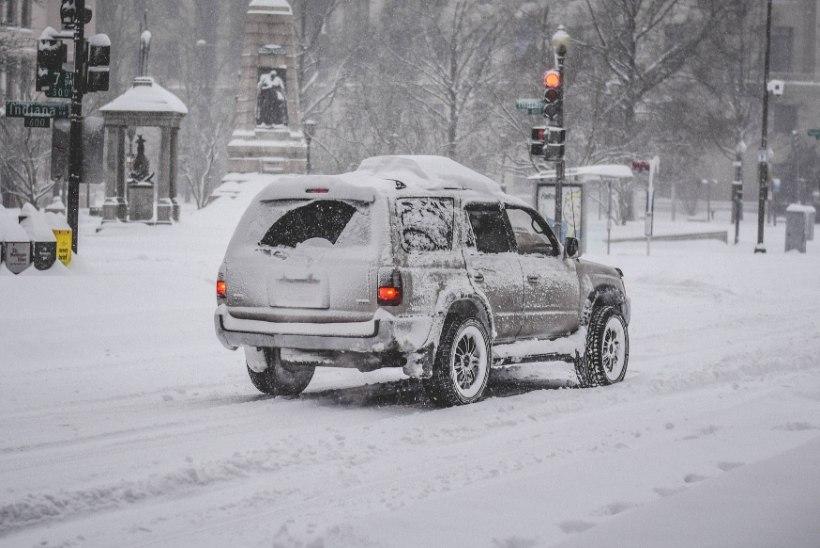 Miks peab talvel auto korralikult puhtaks tegema?