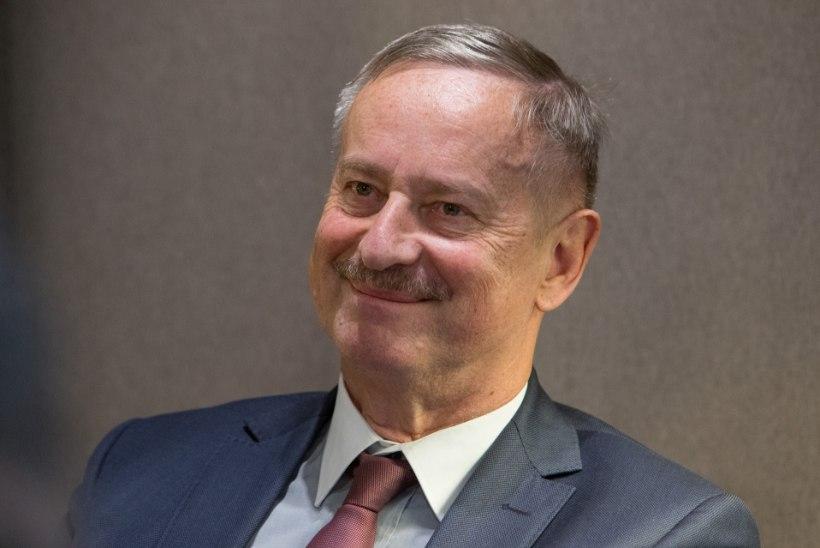 Ivo Rull   Vallavanem Kallas ja tema uus kabinet