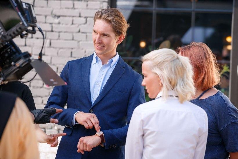 Lauri Mäesepp avaldas, millise erilise sõrmusega ta Lenna kätt palus