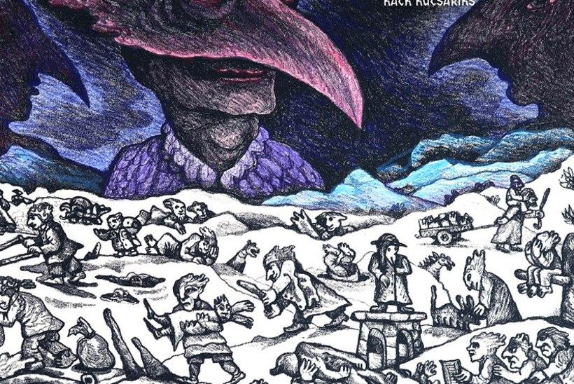 KUULA | Metsatöll avaldas peagi ilmuvalt albumilt topeltsingli