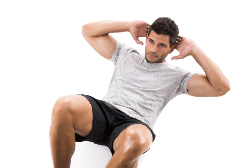Kas kõhulihaseid on mõistlik iga päev treenida?