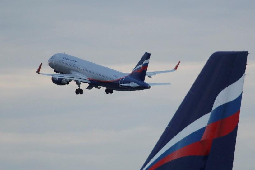 Aerofloti reisija nõudis, et Moskva lennuk Afganistani suunduks
