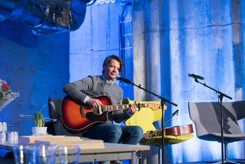SOS Lasteküla hea tahte saadikuks valiti Stig Rästa
