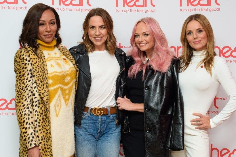 PALJASTUS: Spice Girlsi T-särgid valmisid orjatööna