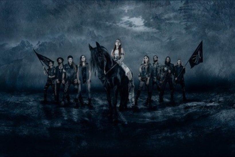 Mustad jõulud tulekul! Eluveitie, Lacuna Coil ja Infected Rain annavad aasta lõpus võimsa kontserdi