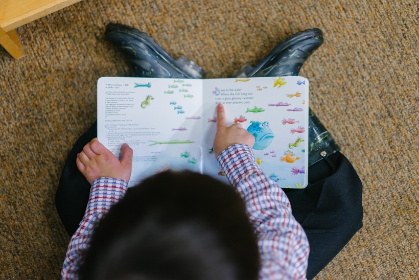 7 lõbusat nippi | Tekita lapses armastus lugemise vastu!