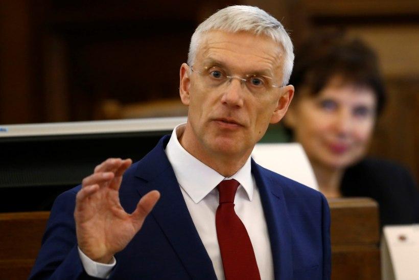 LÕPUKS OMETI: Läti sai kolm ja pool kuud pärast parlamendivalimisi uue valitsuse