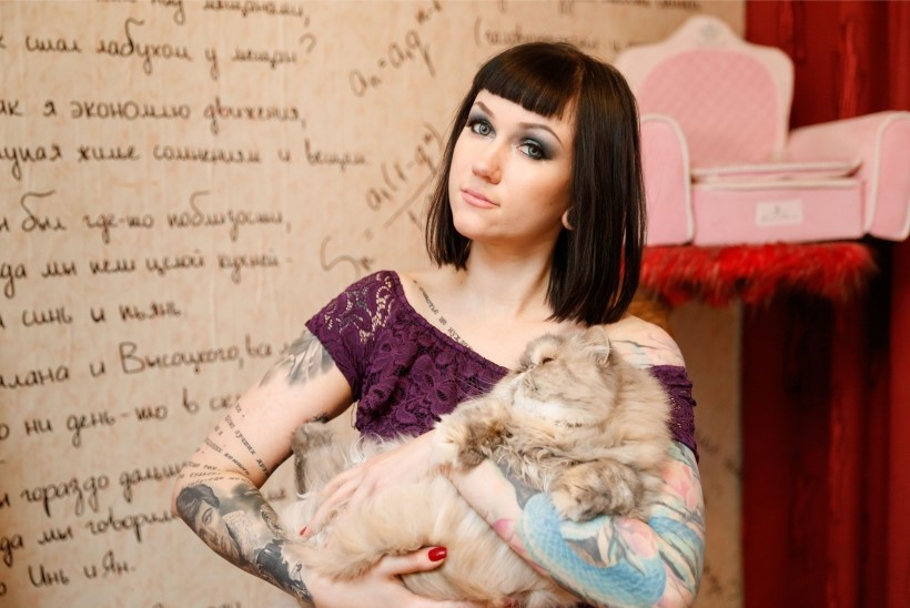 Nõid Alisa kuulutas karusloomafarmide vastase võitluse tõttu välja näljastreigi
