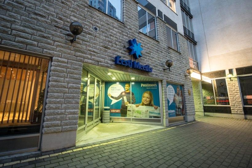 Erakonnad süüdistavad Postimehe valimiskompassi konservatiivide kasuks kallutatuses