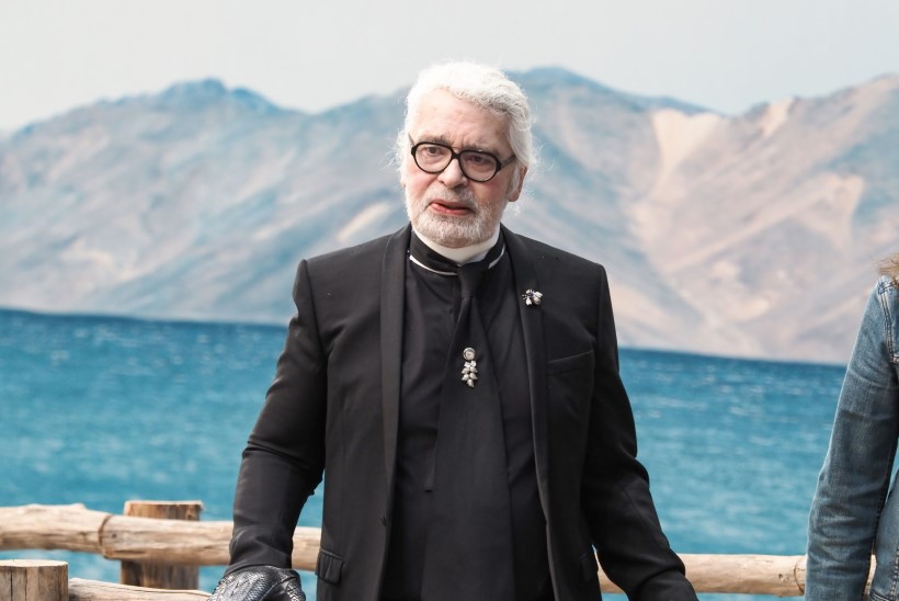 Moekeiser Karl Lagerfeldi tervis jukerdab?