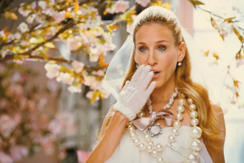 Sarah Jessica Parker on taas Carrie Bradshaw!