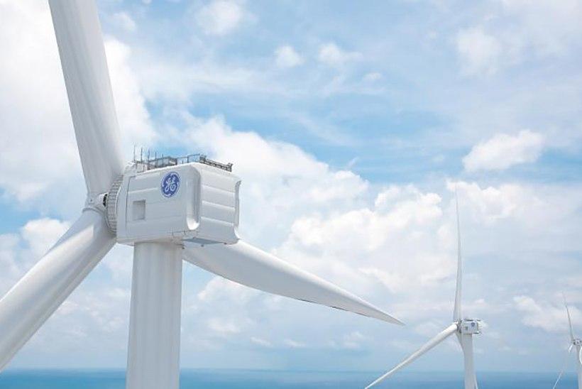 Hollandisse hakatakse ehitama maailma suurimat tuuleturbiini