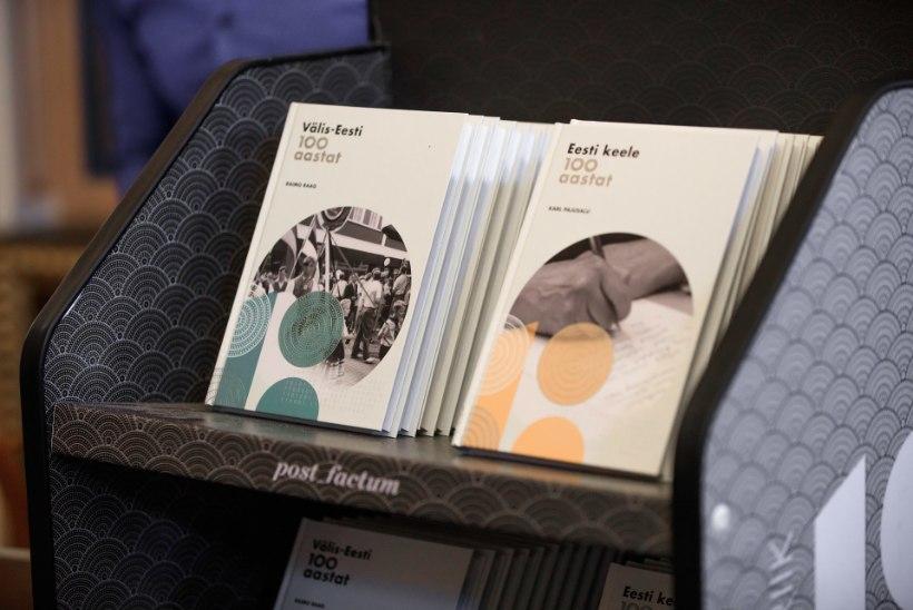 Eesti keele aasta startis kahe uue raamatuga